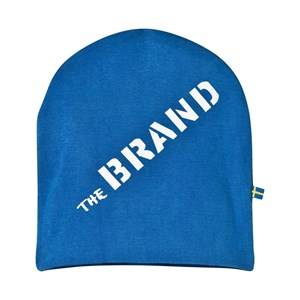 The BRAND Boys Childrens Clothes Headwear Blue Hat Blue