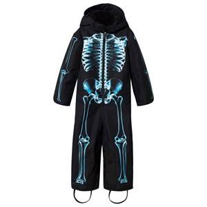 Molo Unisex Childrens Clothes Coveralls Multi Pax Snowsuit X-Ray