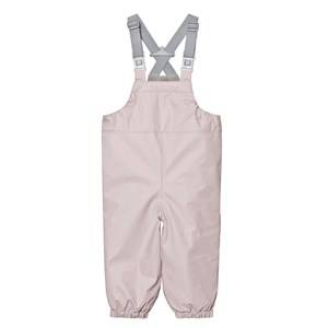 Mini A Ture Girls Childrens Clothes Clothing sets Pink Rubi Lined Rain Pants Violet Ice