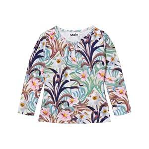 Molo Girls Tops Multi Ruth T-Shirt Nouveau Spring