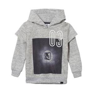 Molo Boys Jumpers and knitwear Grey Martin Sweater Skate Tunnel