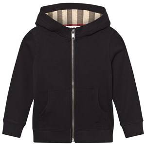 Burberry Boys Jumpers and knitwear Black Black Branded Hoody