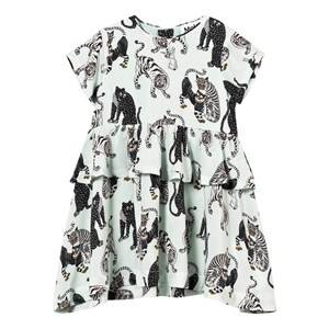 Molo Girls Dresses Multi Caitlin Dress Korean Tigers
