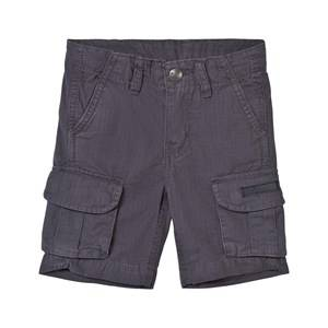 Molo Boys Shorts Grey Ante Cargo Shorts Iron Gate