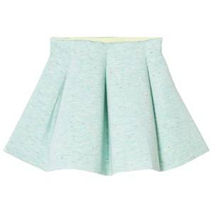 Molo Girls Skirts Blue Bell Skirt Clear Aqua Melange