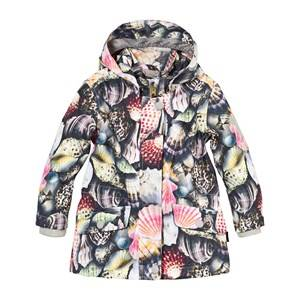 Molo Girls Coats and jackets Multi Carole Jacket Sea Treasure