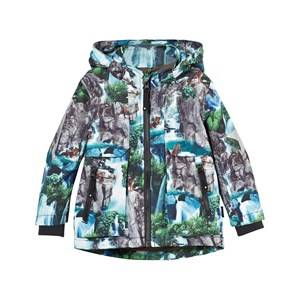 Molo Boys Coats and jackets Multi Casper Jacket Waterfall