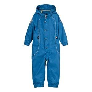 Molo Boys Coveralls Blue Polly Summer Coverall Deep Water