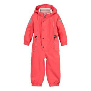 Molo Girls Coveralls Pink Polly Summer Coverall Calypso