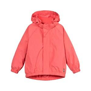 Molo Girls Coats and jackets Pink Waiton Rain Jacket Calypso Melange