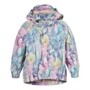 Molo Girls Coats and jackets Multi Waiton Rain Jacket Delicate Cacti