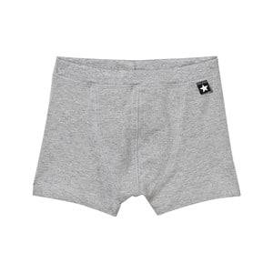 Molo Boys Underwear Grey Jon Boxer Briefs Grey Melange