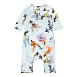 Molo Girls All in ones Multi Fiona One-Piece Graceful Swimmers