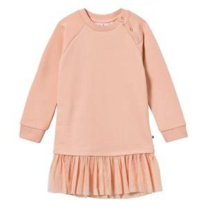 Molo Girls Dresses Pink Carlin Dress Poppies