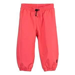 Molo Girls Bottoms Pink Haven Rain Pants Calypso