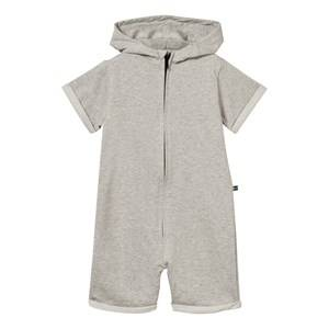 The BRAND Boys Private Label All in ones Grey Short Jogger Grey Melange
