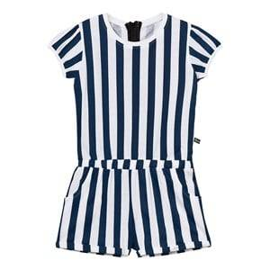 The BRAND Unisex All in ones Blue Jumpsuit Summer Blue Stripe