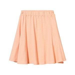 The BRAND Girls Skirts Orange Maxi Skirt Peach