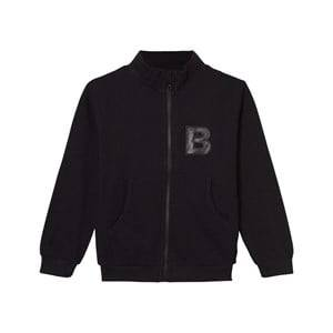 The BRAND Unisex Private Label Jumpers and knitwear Black Örn Sweater Black