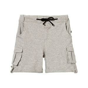 The BRAND Boys Private Label Shorts Grey Khaki Shorts Grey Melange