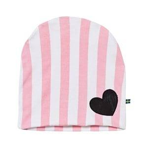 The BRAND Unisex Private Label Headwear Pink Hat Pink Stripe
