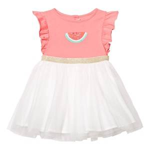 Billieblush Girls Dresses Pink Pink Watermelon Print Tutu Dress