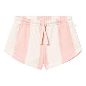 Noe & Zoe Berlin Girls Shorts Pink Pink Stripe Shorts