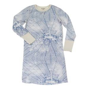 Beau & Rooster Girls Nightwear Blue Dragonfly Nightdress Moonstruck