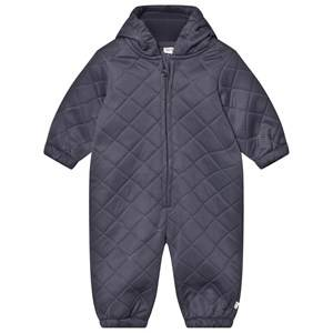 Wheat Boys Coveralls Blue Thermo Coverall Harley Dark Blue