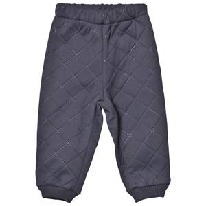 Wheat Boys Bottoms Blue Thermo Pants Alex Dark Blue