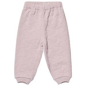 Wheat Girls Bottoms Pink Thermo Pants Alex Dark Powder