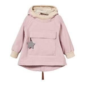 Mini A Ture Girls Coats and jackets Pink Baby Vito Jacket Violet Ice