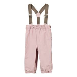 Mini A Ture Girls Bottoms Pink Wilans M Overall Violet Ice