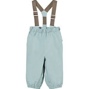 Mini A Ture Unisex Bottoms Blue Wilans M Overall Ether Blue
