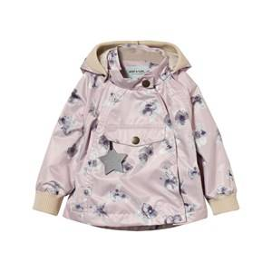 Mini A Ture Girls Coats and jackets Pink Wai M Jacket Violet Ice