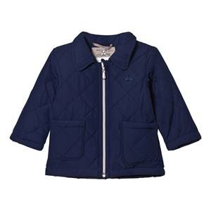 Hust&Claire; Boys Coats and jackets Blue Quilted Jacket Night blue