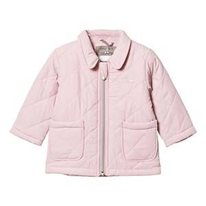 Hust&Claire; Girls Coats and jackets Orange Quilted Jacket Peach dust