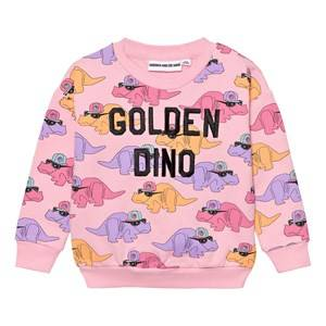 Gardner and the gang Unisex Jumpers and knitwear Pink The Classic Sweatshirt Dorthy Golden Dino Candy Pink