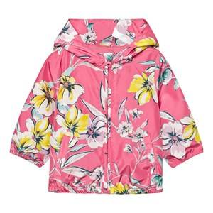 GAP Girls Coats and jackets Pink Print Windbreaker Pink Floral