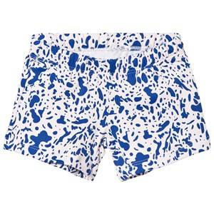 Tinycottons Boys Swimwear and coverups Blue Enamel Trunks Pale Pink/Blue