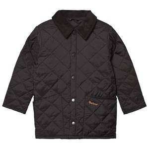 Barbour Boys Coats and jackets Black Black Liddesdale Quilted Jacket