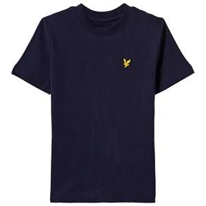 Scott Lyle & Scott Boys Tops Navy Navy Round Neck Tee