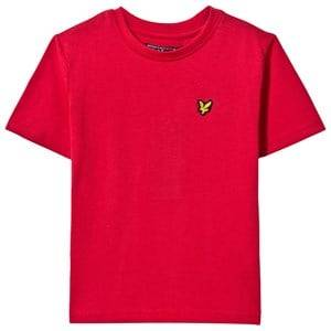 Scott Lyle & Scott Boys Tops Red Red Round Neck Tee
