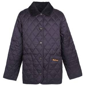 Barbour Boys Coats and jackets Navy Quilted Liddesdale Jacket Navy Blue
