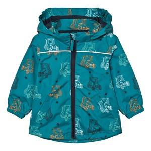 Image of Me Too Boys Coats and jackets Blue Kora 232 Mini Jacket Ocean Depths