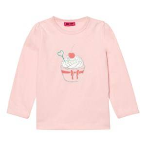 Me Too Girls Tops Pink Kamma 223 -Top LS Crystal Rose