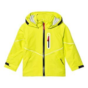 Didriksons Unisex Coats and jackets Pani Kids Jacket Maize Gree