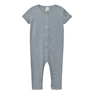 Gray Label Unisex All in ones Grey Playsuit Grey Melange