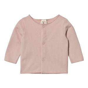 Gray Label Girls Jumpers and knitwear Pink Baby Cardigan Vintage Pink