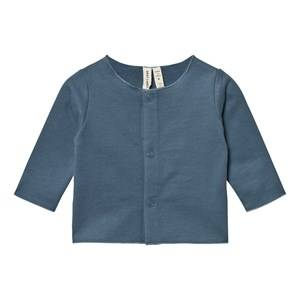 Gray Label Unisex Jumpers and knitwear Blue Baby Cardigan Denim